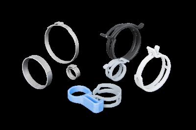 Mubea Connecting Products bieten ein Maximum an Einsatzmöglichkeiten und Montagelösungen.