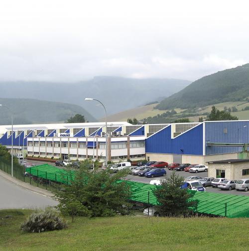 Produktionsstandort Fahrwerkskomponenten Amurrio