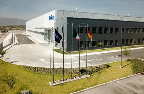 Produktionsstandort Stabilisatorsysteme Celaya