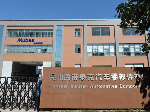Produktionsstandort Fahrwerkskomponenten Kunshan