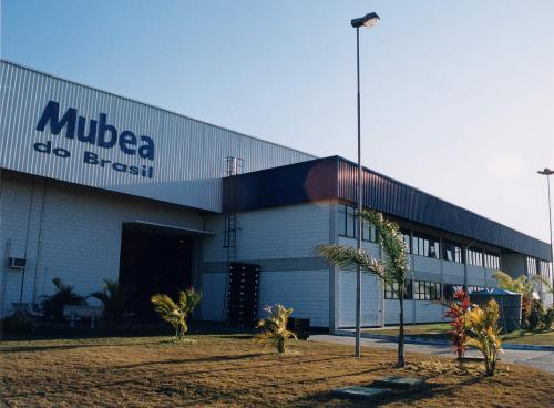 Produktionsstandort Stabilisatorsysteme Taubaté
