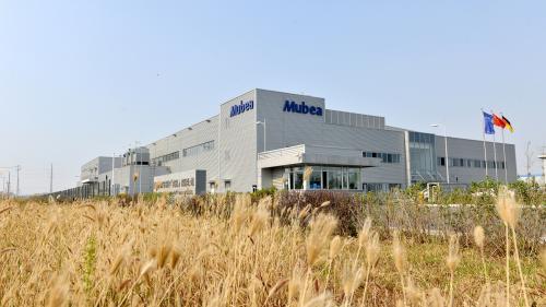 Mubea Standort Shenyang