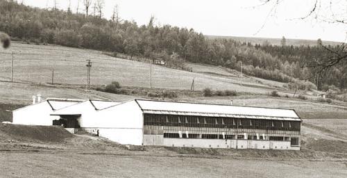1960 Produktionshalle Daaden