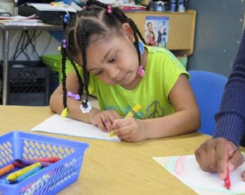 Mubea hilft - Preschool in den USA