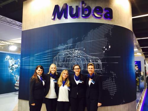 Mubea auf der IAA