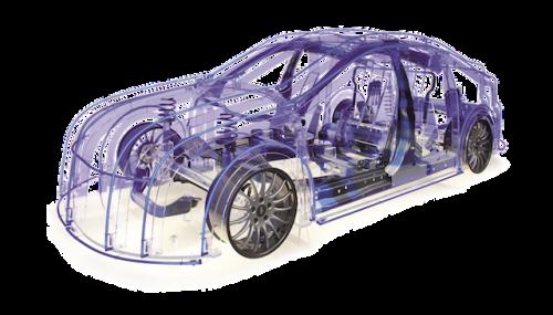 Mubea Automodell
