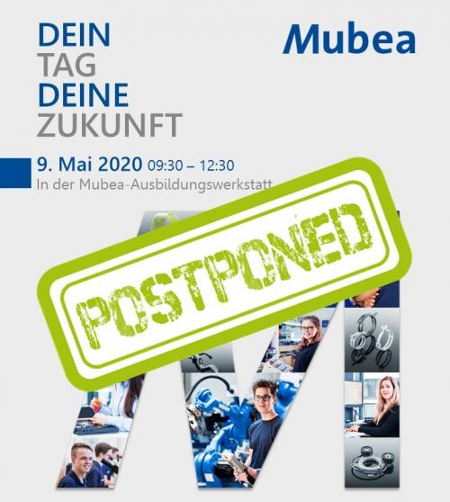 Dein Tag Deine Zukunft - Postponed