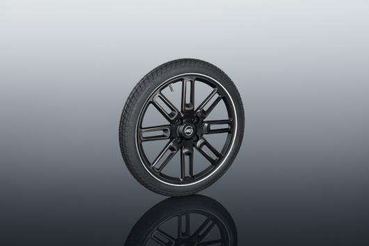 Mubea eCargo Performance Wheels